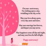 Funny Wedding Anniversary Poems For A Couple Tumblr