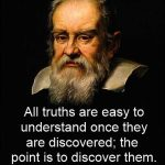 Galileo Galilei Famous Quotes