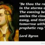 George Gordon Byron Quotes