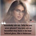 Girl With Specs Quotes Pinterest