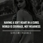 Girls With Goals Quotes