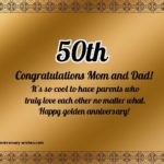 Golden Wedding Anniversary Quotes Tumblr