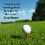 Golf Retirement Quotes