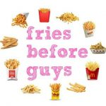 Good French Fries Quotes Facebook