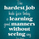 Good Manners Quotes Pinterest