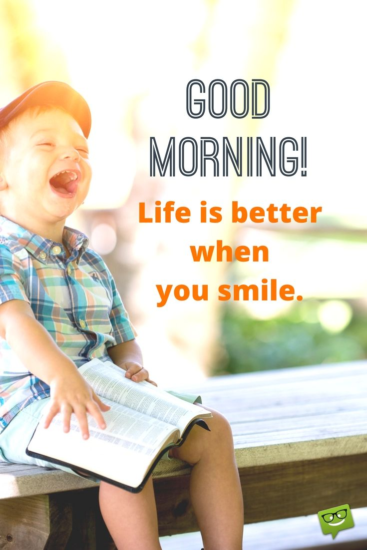 Good Morning Happy Life Quotes