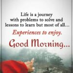Good Morning Life Quotes With Images Pinterest