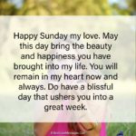 Good Morning Message Sunday Facebook