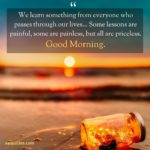 Good Morning Quotes Life Lessons Facebook