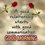 Good Morning Quotes On Relationship Twitter
