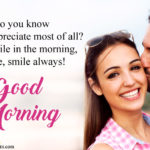 Good Morning Romantic Love Message To My Wife Facebook
