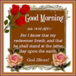 Good Morning Scripture Quotes