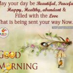 Good Morning Wishes For Family Members