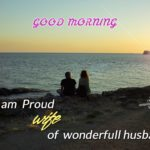 Good Morning Wishes To Husband Twitter