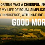 Good Morning World Quotes Twitter