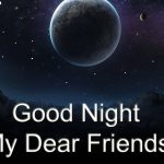 Good Night Image For Best Friend Facebook