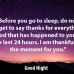 Good Night Messages For Family Twitter