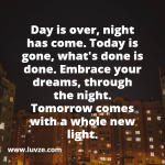 Good Night Monday Quotes Facebook