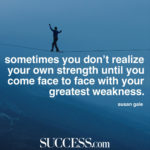 Good Quotes About Strength