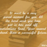 Graduation Well Wishes Quotes Twitter