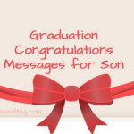 Graduation Wishes For Child Facebook
