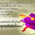Graduation Wishes For Son From Parents Pinterest