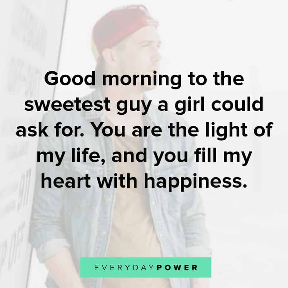 Gud Morning Quotes For Him