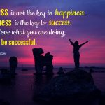 Happiness And Success Quotes