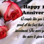 Happy 10th Wedding Anniversary Wishes For Friends Pinterest