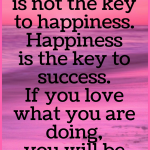 Happy And Successful Life Quotes Pinterest