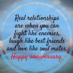 Happy Anniversary Quotes For Couple Pinterest