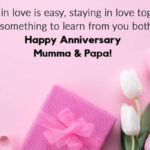 Happy Anniversary Quotes For Mom Dad Tumblr