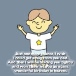 Happy Birthday Dad In Heaven Quotes From Daughter Twitter