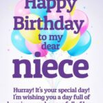 Happy Birthday Dear Niece Twitter