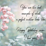 Happy Birthday Mother Quotes Facebook