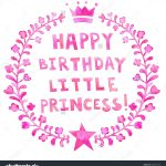 Happy Birthday My Little Princess Tumblr
