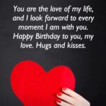 Happy Birthday My Love Quotes For Him Twitter