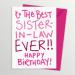 Happy Birthday Sister In Law Images Twitter