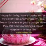 Happy Birthday Wishes For Cousin Sister Tumblr