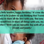 Happy Brothers Day Wishes Pinterest