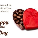 Happy Chocolate Day For Love Facebook