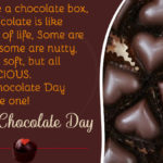 Happy Chocolate Day To My Love Facebook