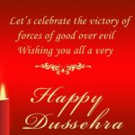 Happy Dasara Status