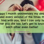 Happy First Month Wedding Anniversary Tumblr