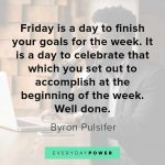 Happy Friday Quotes For