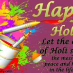 Happy Holi Status Facebook