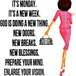 Happy Monday Christian Quotes Pinterest
