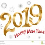 Happy New Year 2019 Wish Card Twitter