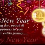 Happy New Year 2019 With Message Facebook