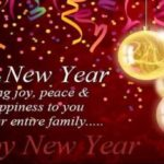 Happy New Year 2021 Quotes For Family Pinterest